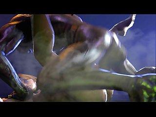 Doa colon Tina armstrong Animation