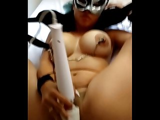 Xania Lombar - BDSM Session for my master Xathaniel, my toy fuck me a lot of pleasure,..