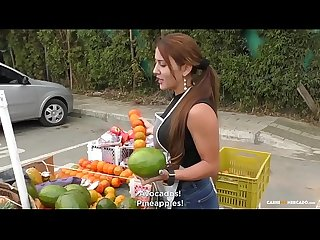 MAMACITAZ - Busty Colombian Amateur Melissa Lujan Gets Banged Hard