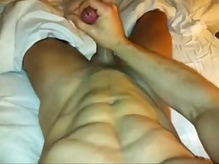Horny in bed