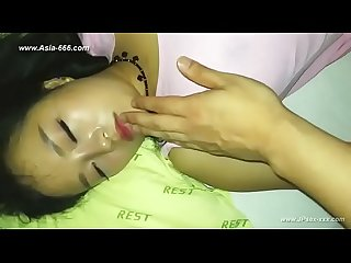 Chinese man fucking Sleeping gril 7