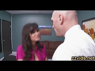 Beautiful Lisa ann hot office fuck