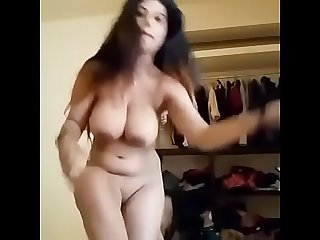 My big boovs gf finguring on cam