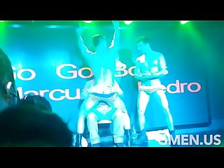 170309 1 gay bar sex party show