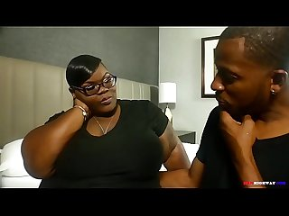 Big booty ebony mom notmyequalxxx giving amazing head to don prince on bbwhighway