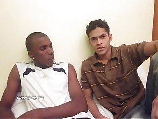 Jonnthan y el negro