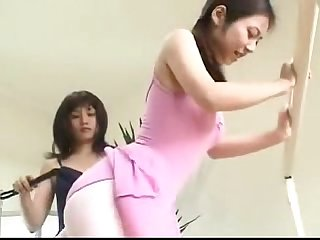 091 spanking trial for a prima balerina
