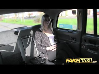 Fake taxi horny holland blonde loves cock