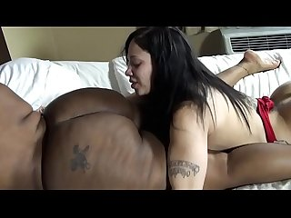 Big bootay beauty dior behind the scenes and eating pussy