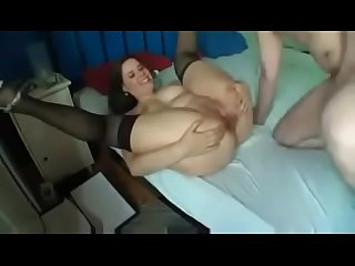 http://nudex.tk - AMATEUR SLUT MILF GETS FUCKED IN THE ASS