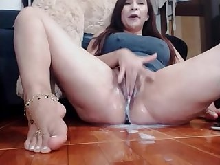 Latina Milf Webcam Squirt Leggings