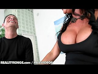 Reality Kings - Sexy Milf Dayton gets a rub down