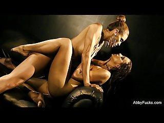 Abigail mac gold Lesbians