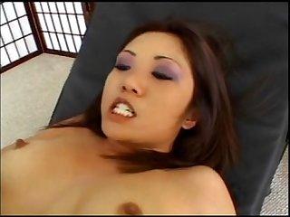Kaiya lynn takes deep anal