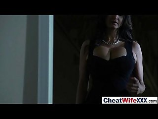 Horny housewife ava addams enjoy Cheating hard Sex on Cam movie 05