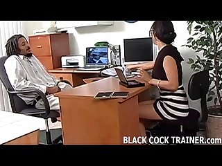 I just cant resist a nice big black cock