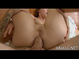 Porn star anal