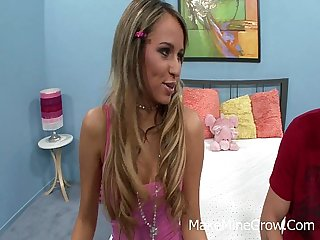 Alexa diamond the gorgeous model victoria sweet drilled