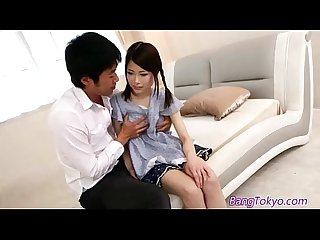Japanese babe having sex super highdefinition porno