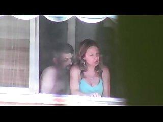 Sexroulette24 period com polvo en el balcon