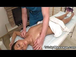 Sporty Babe And Masseur - Linda Star - Trickymasseur