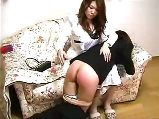 022 career girl spanked