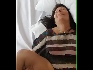 48yr Old mature from canada Fucking with me in her hotel room