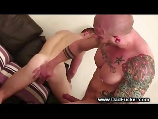 Dilf experiments with anal beads on stud