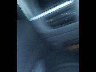 Punheta dentro do carro em joo pessoa