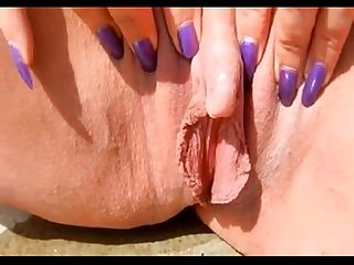Watch mom squirt as she plays w colon her big clit join freee at moistcamgirls period com