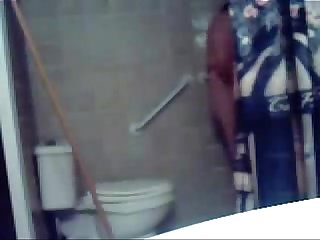 Hidden cam catches great masturbation of my mom in toilet
