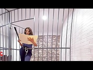 Vrbangers com august ames get fucked hard in prison