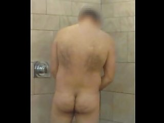 Dotado no banho