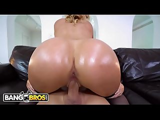 BANGBROS - Jazmyn Jerks Off Tyler Steel On Big Tits, Round Asses!