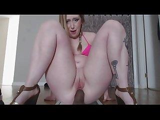 Bbwtubecentral com chubby anal toy