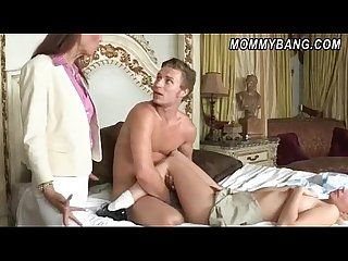 Syren de mer and jessie volt Ffm anal threesome