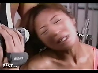 Uncensored japanese erotic fetish Sex gym bondage 17 lpar pt 1 rpar