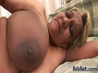 Andrea has huge knockers