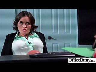 Big Tits Girl (krissy lynn) Get Seduced And Banged In Office movie-21
