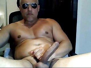 Maduro Pauzudo bate Gostoso Na cam