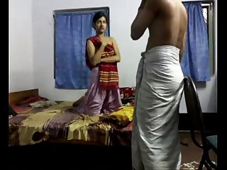 Cute bengali mishti girl fucked by lungi wearing husband in various positions