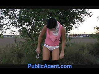Publicagent is she the next top model