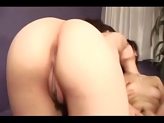 Japanese Lesbians make each other cum and squirt- Super Hot