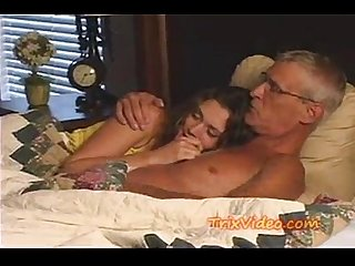 www.seunude.com Daddy FUCKS his Teenage BABYSITTER