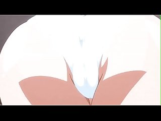 Horny big tist anime Teen fucked hard by tow dicks