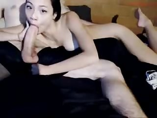 Hot asian girl with her boy on Webcam show see more at eurocams period pev period pl and get free 2o