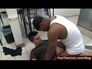 Thung Hunter - Black Gay Porn-movie14
