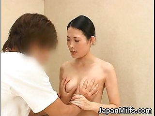 Real real real asian gal has fucked