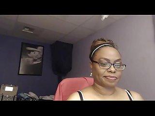 Mystery woman ebony webcam dildo titfuck www 24camgirl com