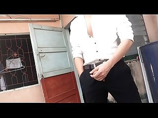 Vietnam office jerk off outdoor trai qu n ty s mi tr ng s c c c mov